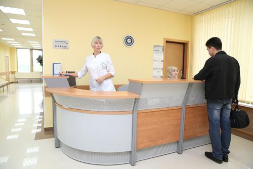 Поликлиника на волоколамском