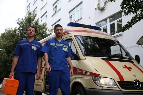 Служба скорой и неотложной медицинской помощи