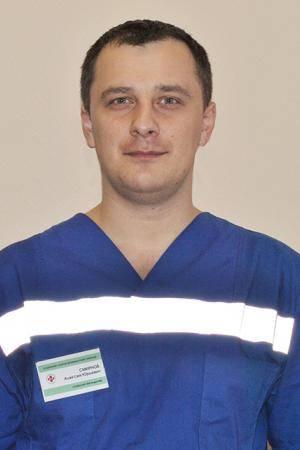 Смирнов Алексей Юрьевич
