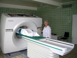 Оборудование кабинета компьютерной томографии