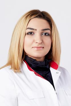 Абдуллаева Нурай Алиага кызы