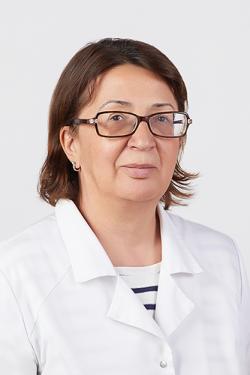 Иванова Светлана Максимовна