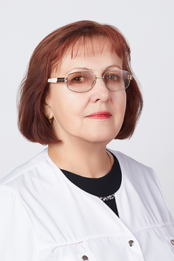 Лессинг Вера Михайловна