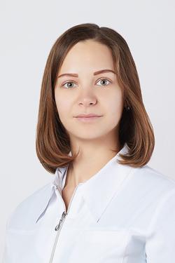 Студенова Елена Алексеевна