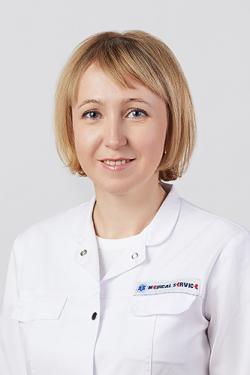 Зиновьева Светлана Юрьевна