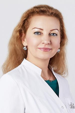 Боровик Анна Егоровна