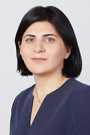 Чалабян Адрине Арутюновна