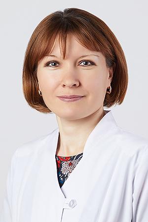 Эрзина Ольга Владимировна