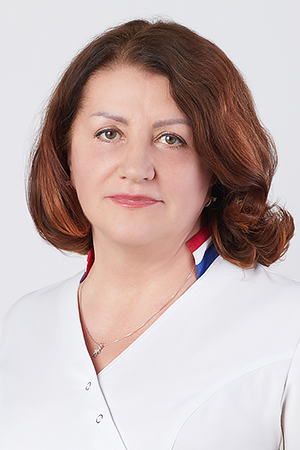 Комалова Ольга Константиновна