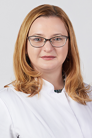 Кононенко Екатерина Валерьевна