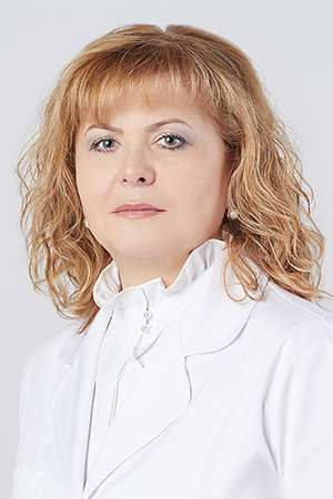 Варгина Любовь Михайловна